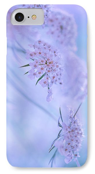 Blushing Bride IPhone Case by Annette Hugen