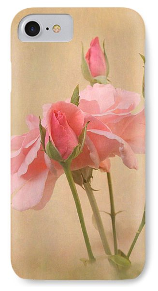 Blushing Pink IPhone Case