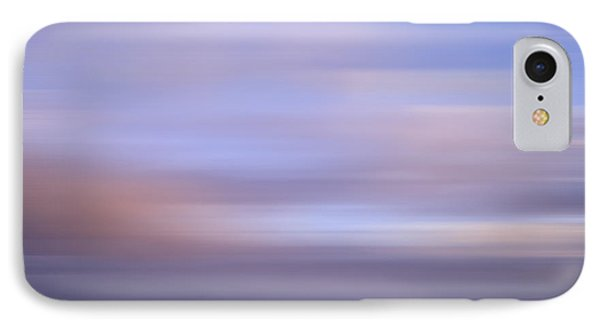 IPhone Case featuring the photograph Bluured Sky 5 by John  Bartosik