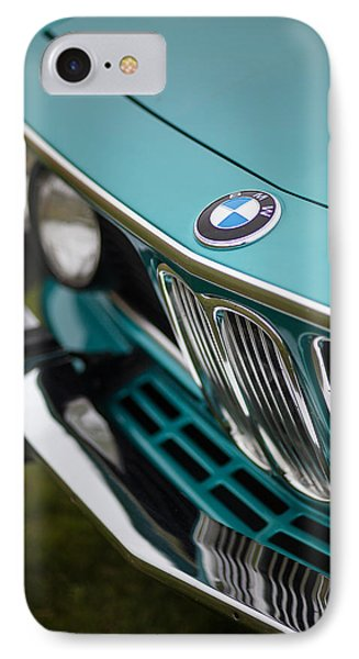 Bmw 3.0 Cs Front IPhone Case by Mike Reid