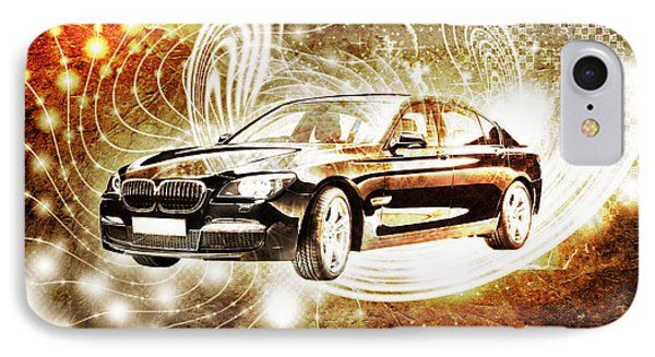 bmw IPhone Case by Isabel Salvador