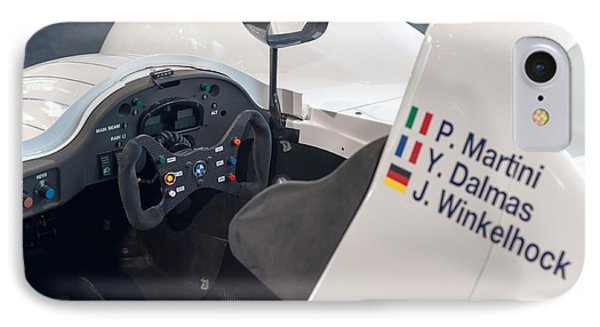 Bmw V12 Lmr F1 Race Car 1999 IPhone Case