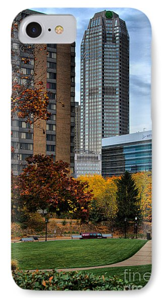 Bny Mellon From Duquesne University Campus Hdr Phone Case by Amy Cicconi