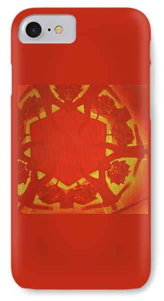 Boards Of Canada Geogaddi Album Cover Phone Case by David Rives