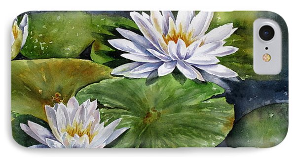 Boardwalk Lilies IPhone Case