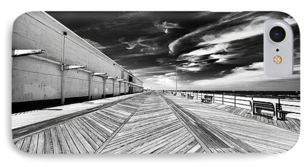 Boardwalk Walk IPhone Case