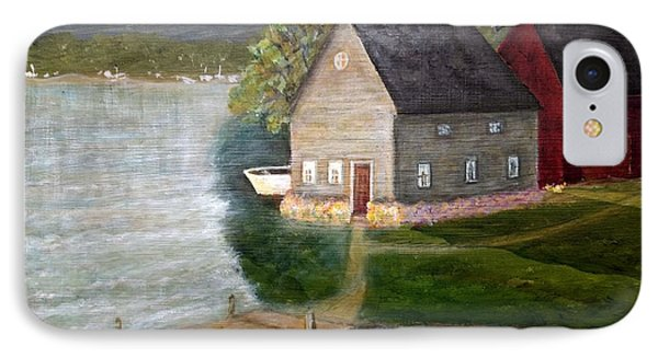 Boat Painter IPhone Case