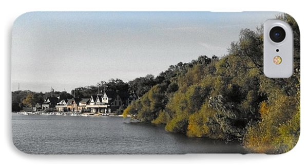 Boathouse II IPhone Case by Photographic Arts And Design Studio