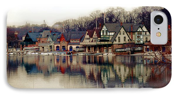 Boathouse Row Philadelphia IPhone 7 Case