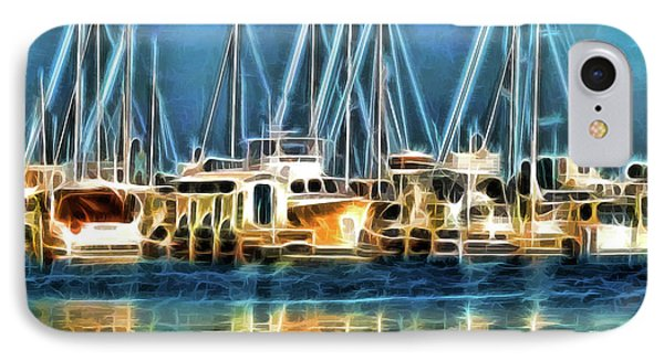 Boats IPhone Case by Clare VanderVeen