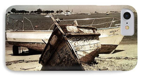 Boats On The Bay Phone Case by Marco Oliveira