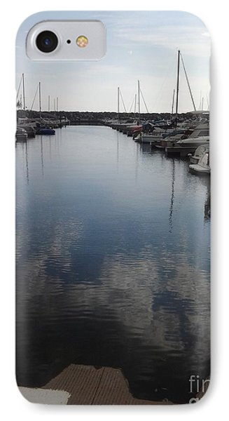 Boats IPhone Case by Susan Townsend