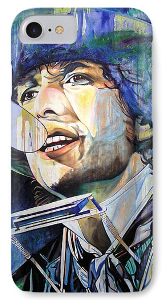 Bob Dylan Tangled Up In Blue IPhone 7 Case