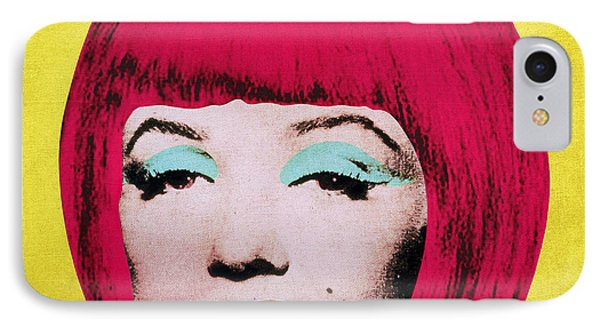 Bob Marilyn  Variant 1 Phone Case by Filippo B