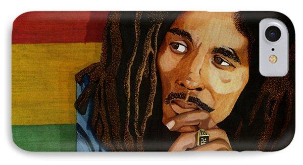 Bob Marley Legend IPhone Case