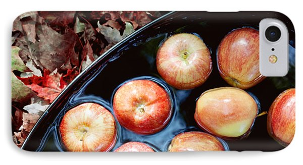 Bobbing For Apples IPhone Case by Kim Fearheiley