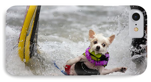 IPhone 7 Case featuring the photograph Bobby Gorgeous Wipes Out by Nathan Rupert