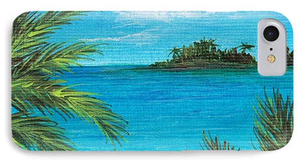 Boca Chica Beach Phone Case by Anastasiya Malakhova