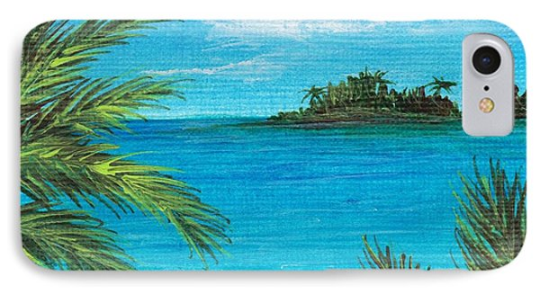 Boca Chica Beach IPhone Case