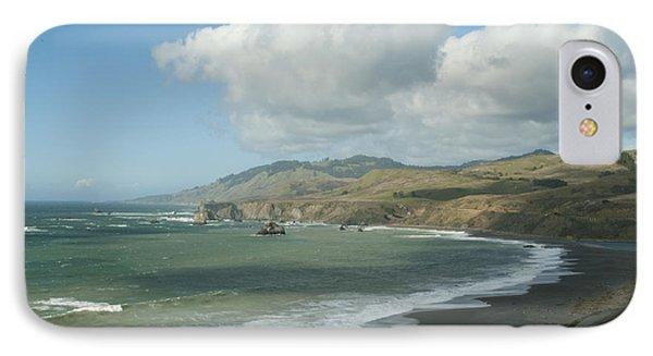 Bodega Bay California IPhone Case by Haleh Mahbod