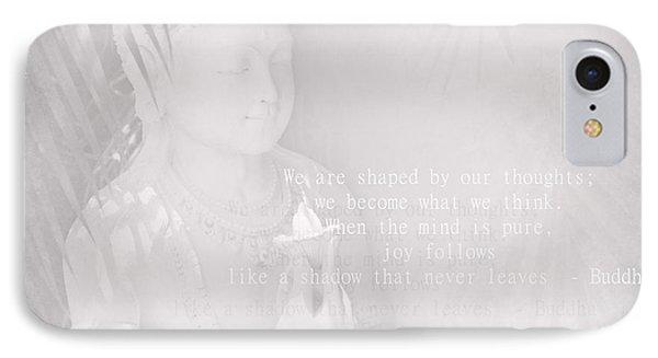 Bodhisattva IPhone Case by Sharon Mau