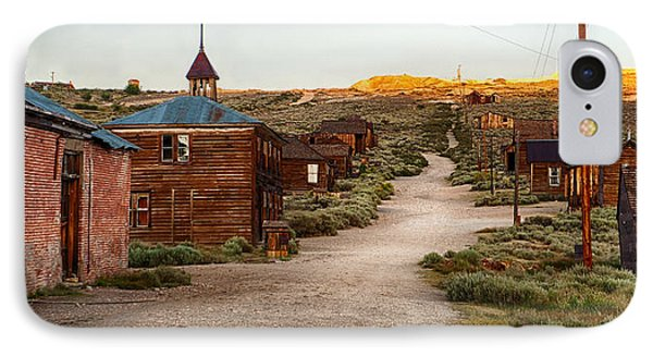 Bodie California IPhone Case by Cat Connor