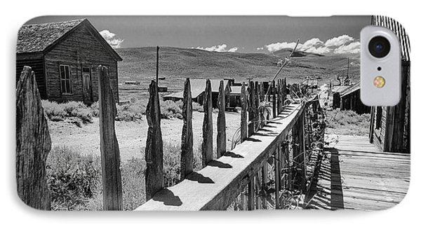 Bodie California Long Dusty Road Phone Case by LeeAnn McLaneGoetz McLaneGoetzStudioLLCcom