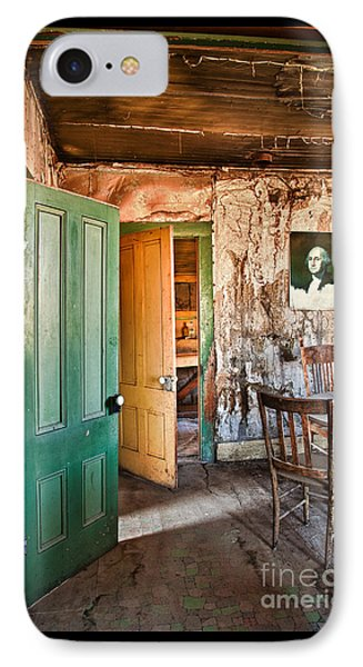 Bodie Doors IPhone Case by Alice Cahill
