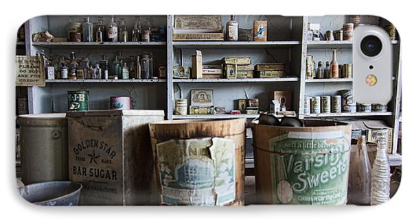 Bodie General Store IPhone Case by Crystal Nederman