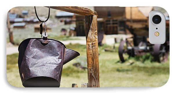 Bodie Ghost Town 2 - Old West IPhone Case by Shane Kelly