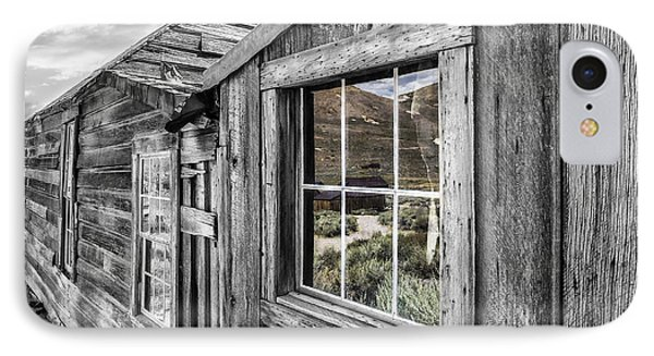 Bodie Gold Mining Ghost Town IPhone Case