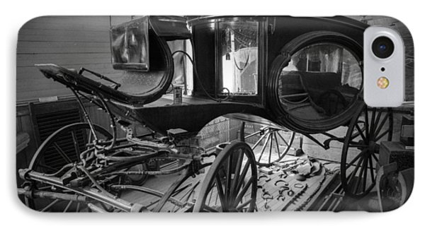 Bodie Hearse IPhone Case