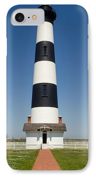 Bodie Island Light Station IPhone Case