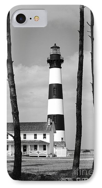 Bodie Island Lighthouse In The Outer Banks IPhone Case