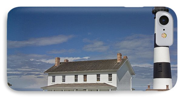 IPhone Case featuring the photograph Bodie Lighthouse Obx by Greg Reed