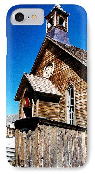 Bodie Methodist Church Phone Case by Barbara Snyder