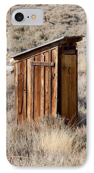Bodie Outhouse IPhone Case