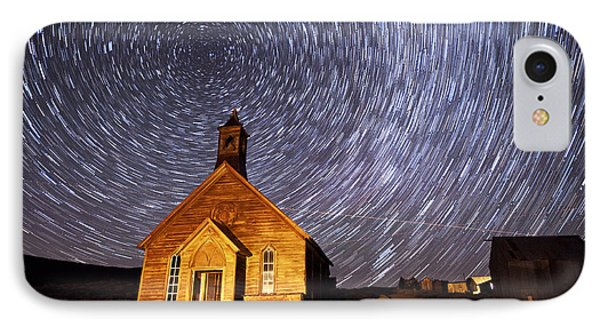 Bodie Star Trails IPhone Case