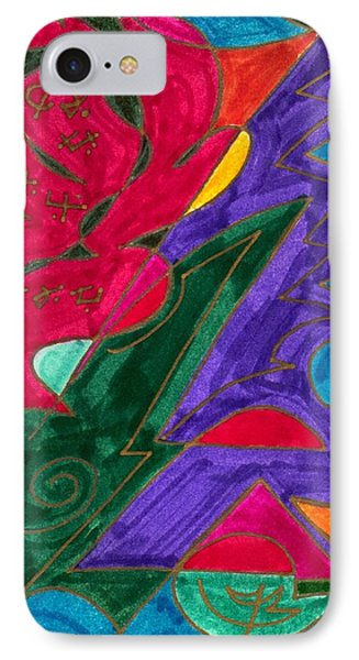 Body Zero # 5 IPhone Case by Clarity Artists