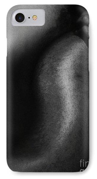 Bodyart2 IPhone Case by Susan Townsend