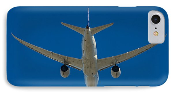 Boeing Dreamliner IPhone Case by Puget  Exposure