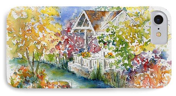 Boffin's Gardens IPhone Case by Pat Katz