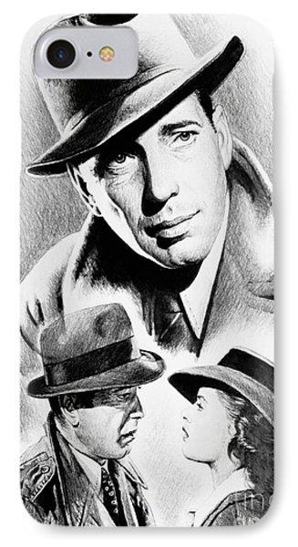 Bogart IPhone Case