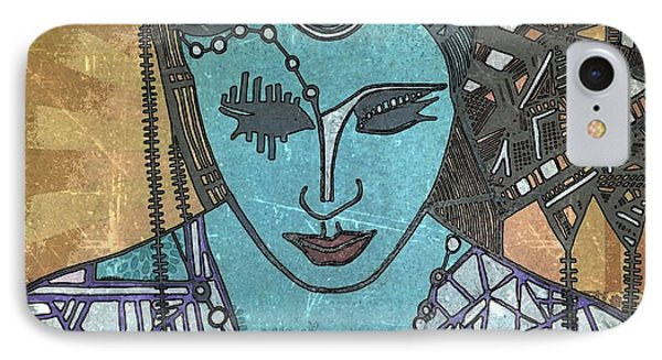 Bohee Woman Phone Case by Amy Sorrell
