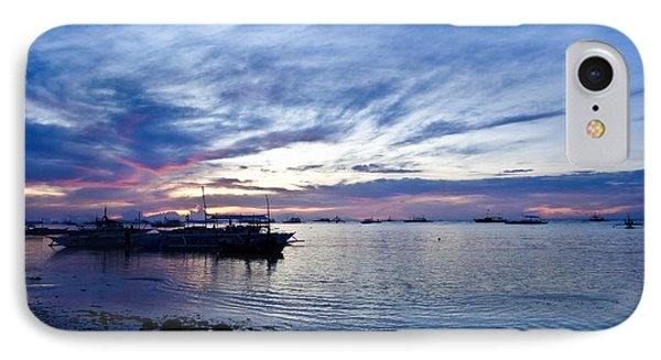 Bohol Sunrise IPhone Case