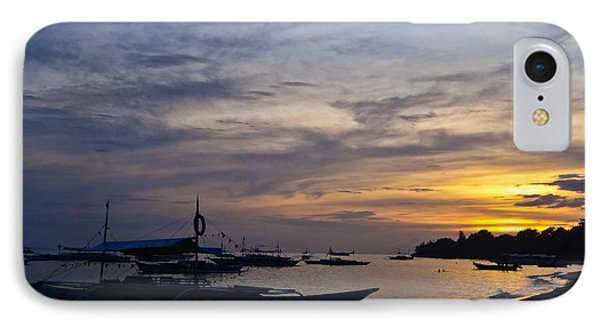 Bohol Sunset IPhone Case
