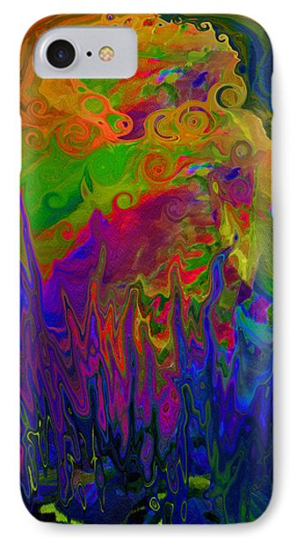IPhone Case featuring the digital art Boiling Pot by Constance Krejci