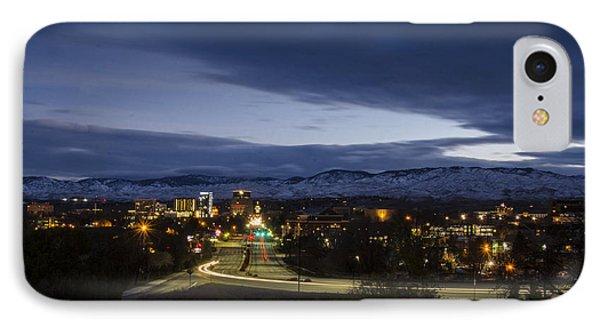 Boise Dawn 2 IPhone Case