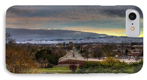 Boise Dawn IPhone Case