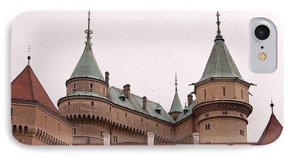 IPhone Case featuring the photograph Bojnice Castle by Les Palenik